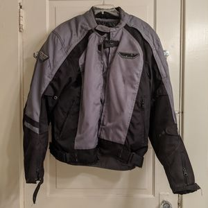 Armored motorcycle jacket men's 🏍️